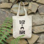 Cloth Bags Clean Earth